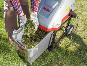 Compost et broyeur de végétaux